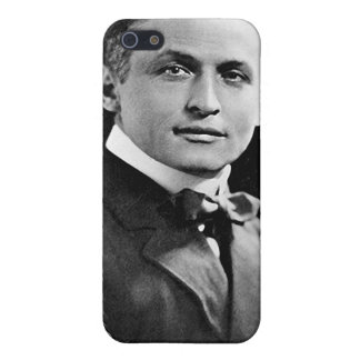 Portrait of American Magician Harry Houdini Case For iPhone SE/5/5s