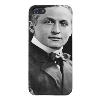 Portrait of American Magician Harry Houdini Covers For iPhone 5
