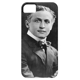 Portrait of American Magician Harry Houdini iPhone SE/5/5s Case