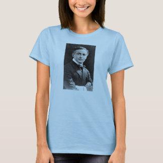 Portrait of American Magician Harry Houdini T-Shirt