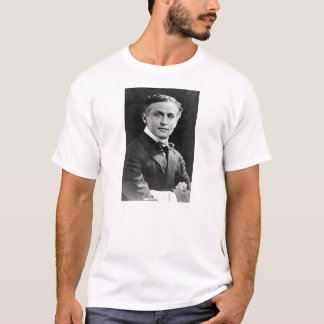 Portrait of American Magician Harry Houdini T-Shirt