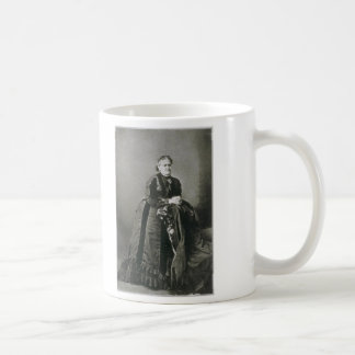 Portrait of American Writer Helen Hunt Jackson Coffee Mug