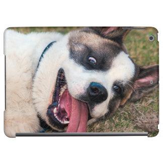 Portrait of an Akita iPad Air Covers