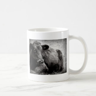 Portrait of an Angus Coffee Mug
