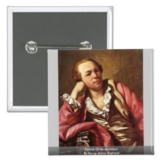 Portrait Of An Architect By Mengs Anton Raphael Pins
