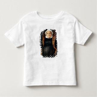Portrait of an Elderly Woman Toddler T-shirt