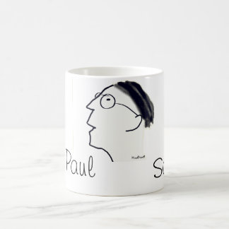 Portrait of an Existentialist Magic Mug