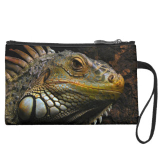 Portrait of an Iguana Wristlets