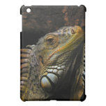 Portrait of an Iguana iPad Mini Cover