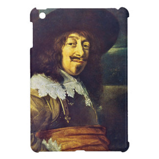 Portrait of an Officer by Frans Hals iPad Mini Cover