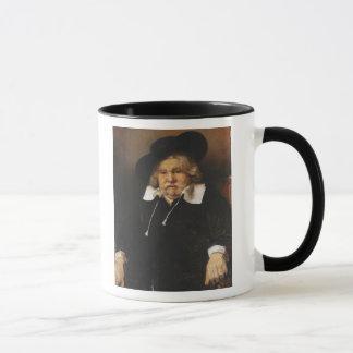 Portrait of an old man, 1667 mug
