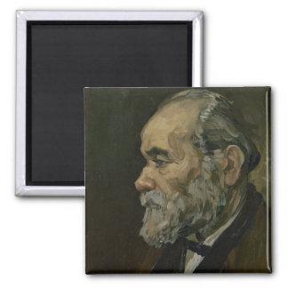 Portrait of an Old Man by Vincent Van Gogh Fridge Magnet