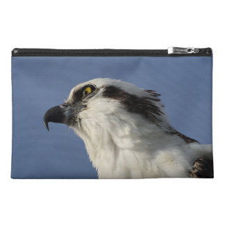 Portrait of an osprey travel accessory bags