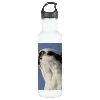 Portrait of an osprey water bottle
