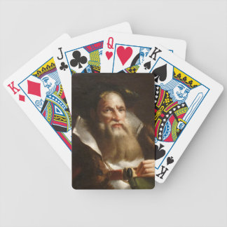 Portrait of an Philosopher by Giovanni Tiepolo Deck Of Cards