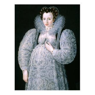 Portrait of an Unknown Lady, c.1595 Postcards
