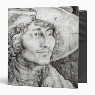 Portrait of an unknown man, 1521 vinyl binders