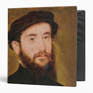 Portrait of an Unknown Man 2 Vinyl Binders
