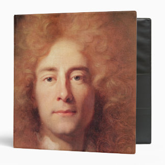 Portrait of an Unknown Man 3 Ring Binders
