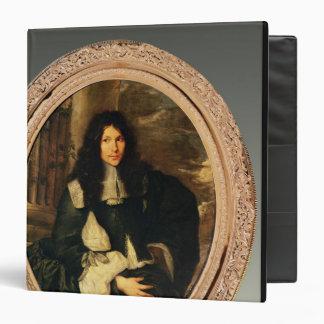 Portrait of an Unknown Man Binder