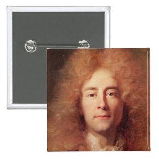 Portrait of an Unknown Man Button