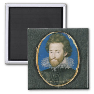 Portrait of an Unknown Man Magnet