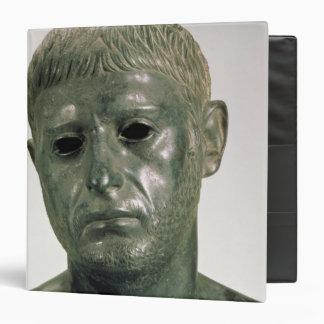 Portrait of an unknown Roman warrior, AD 30s Binder