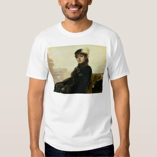 Portrait of an Unknown Woman, 1883 T-Shirt