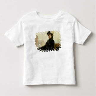 Portrait of an Unknown Woman, 1883 Toddler T-shirt