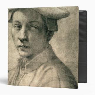 Portrait of Andrea Quaratesi, c.1532 3 Ring Binder