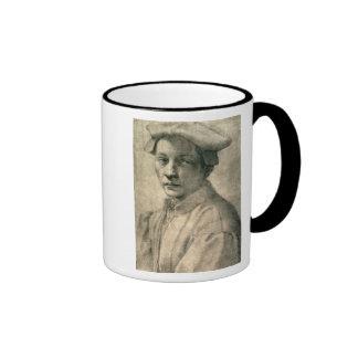 Portrait of Andrea Quaratesi, c.1532 Ringer Coffee Mug