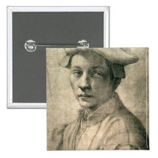 Portrait of Andrea Quaratesi, c.1532 Pinback Button
