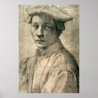 Portrait of Andrea Quaratesi, c.1532 Poster