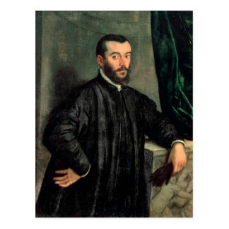 Portrait of Andrea Vesalius Postcard