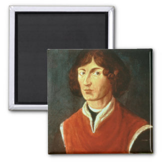 Portrait of Andreus Nikolaus Copernicus  1575 Magnet