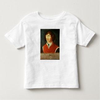 Portrait of Andreus Nikolaus Copernicus  1575 Toddler T-shirt