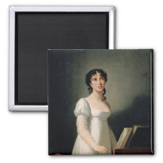 Portrait of Angelica Catalani Refrigerator Magnets