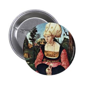 Portrait Of Anna Cuspinian By Cranach D. Ä. Lucas Pin