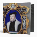 Portrait of Anne, First Duke of Montmorency 3 Ring Binder