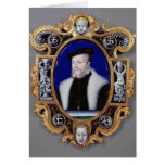 Portrait of Anne, First Duke of Montmorency Card