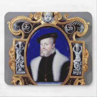 Portrait of Anne, First Duke of Montmorency Mouse Pad