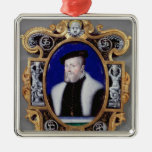 Portrait of Anne, First Duke of Montmorency Christmas Tree Ornaments