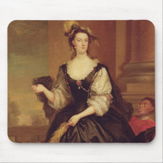 Portrait of Anne Howard, Lady Yonge (oil on canvas Mouse Pad