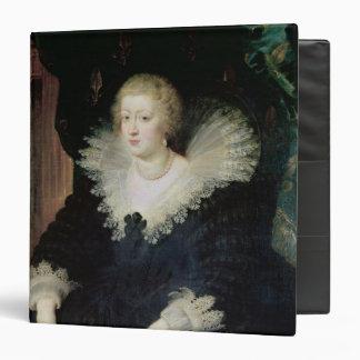 Portrait of Anne of Austria  c.1622 Binder