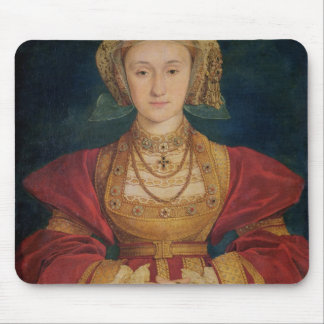 Portrait of Anne of Cleves  1539 Mouse Pad
