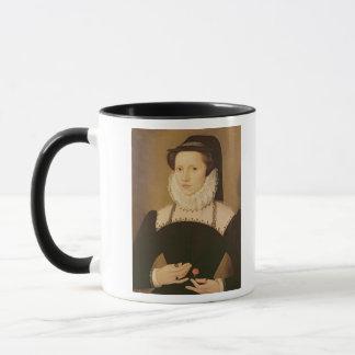 Portrait of Anne Waltham, 1572 Mug