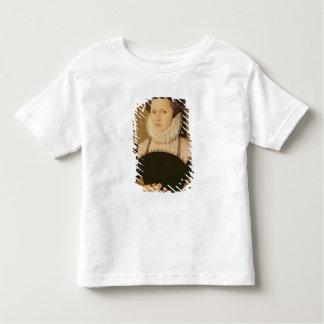 Portrait of Anne Waltham, 1572 Toddler T-shirt