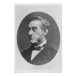 Portrait of Anthony Ashley Cooper Poster