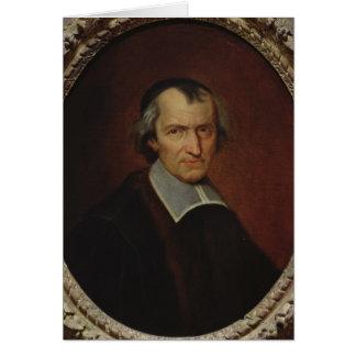 Portrait of Antoine Arnauld Card