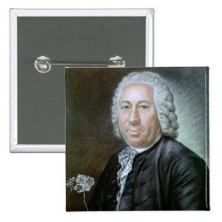 Portrait of Antoine Augustin Parmentier Pinback Buttons